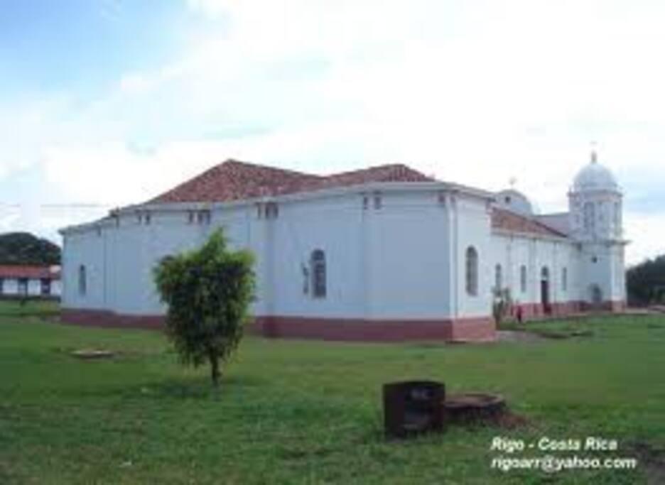 templo de Barva