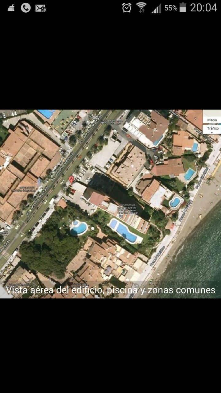 Apartamento en playa y vistas al mar. VFT/MA/00488