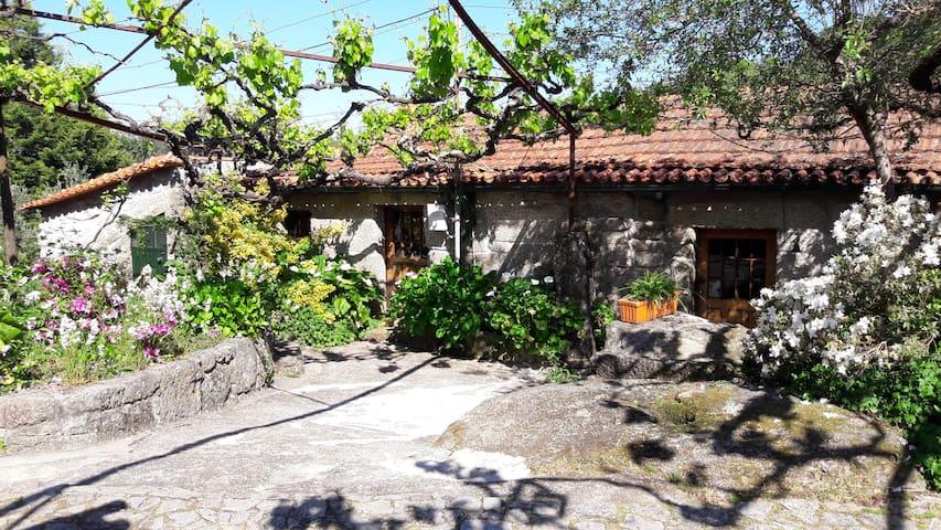 Casa da Avó Maria na Quinta do Castro - Freixo - Villa