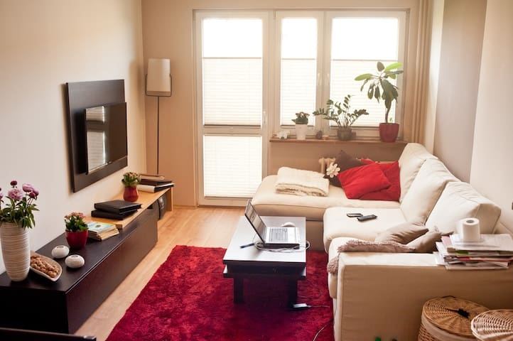 Cozy Apartemnt for 4 people - Gdynia - Leilighet