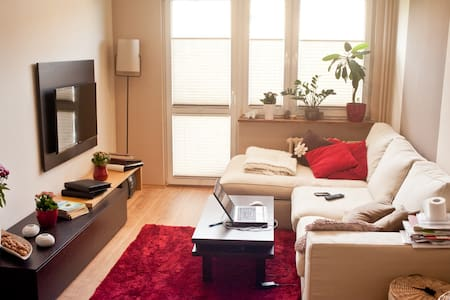 Cozy Apartemnt for 4 people - Gdynia