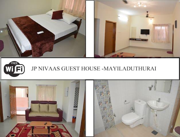 JP Nivaas Guest House in Mayiladuthurai - Nagapattinam