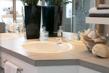 Kleiner Luxus in der City - Bielefeld - Loft-asunto