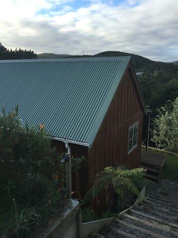 Quiet semi rural cottage - Lower Hutt - Loft