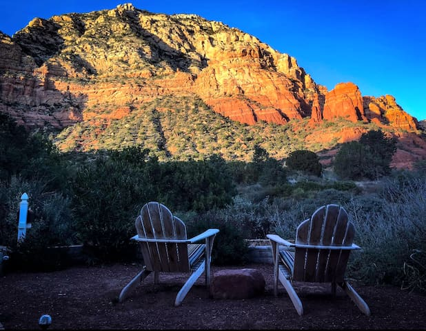 "Red Rocks Edge. It's Sedona's ""oceanfront""!"