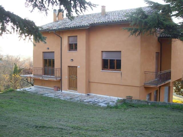Casa in Campagna Marchigiana - Arcevia