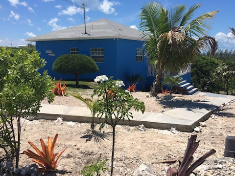 Eleuthera BlueSkies in Rainbow Bay House for Rent