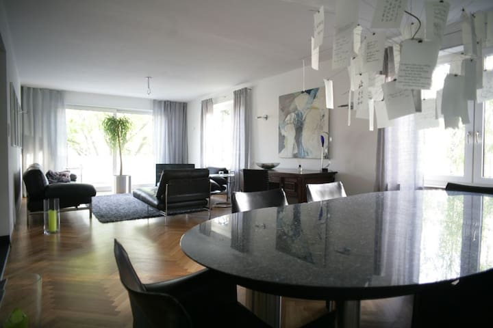 Exclusive apartment near Stuttgart - Fellbach - Appartement