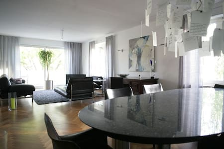 Exclusive apartment near Stuttgart - Fellbach