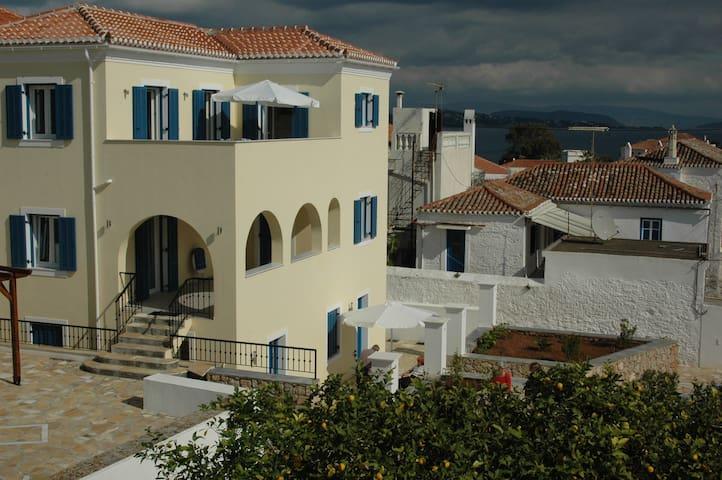 Villa Papageorgiou Studio 2 - Athina - Apartament