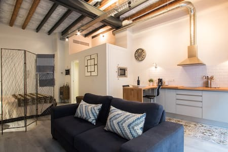 Beautiful loft in old town