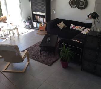 Lumineuse villa T4 proche Toulouse - Fonbeauzard