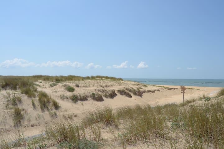 Atlantic Coast Maisonnette - La Faute-sur-Mer - Apartment