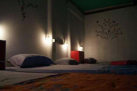 18 Beds Dorm at Haad Rin Beach B1 - Dormitorio