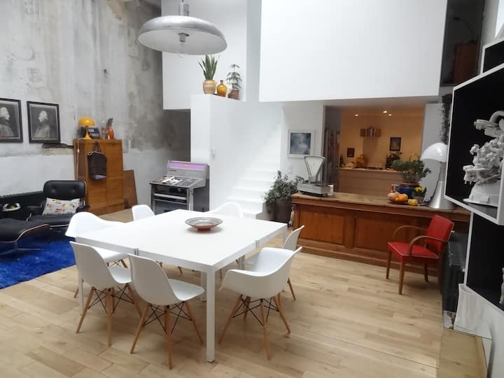 Loft Saint Michel - Bordeaux