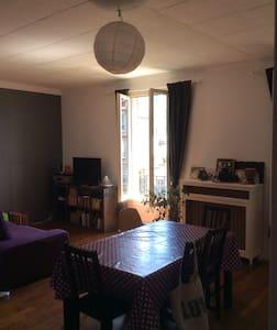 Appartement familial - Maisons-Alfort