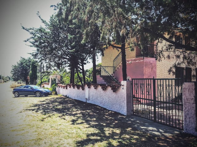 appartementen in vier appartementen - Capo Comino - Appartement