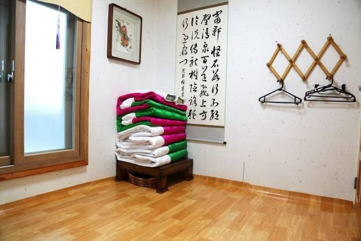 여행가 본채(단독건물) - Wansan-gu, Jeonju - Huis