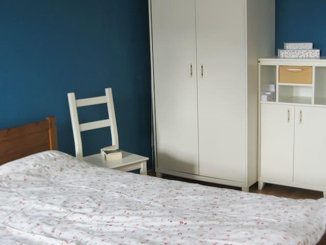 Gemütliches Privatzimmer mit Frühstück - Görlitz - Apartemen