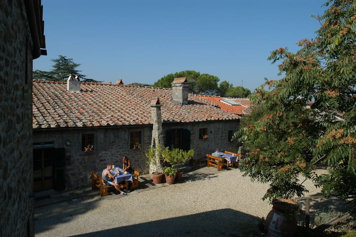 Soppalco - Enjoy the harmony - Greve in Chianti - House