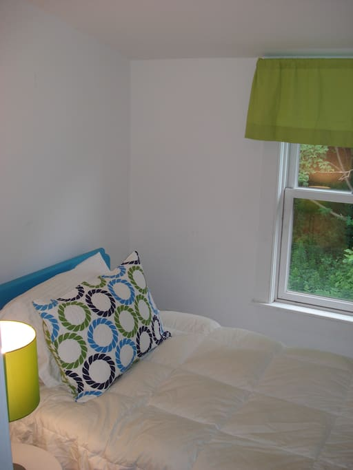 Small bonus bedroom