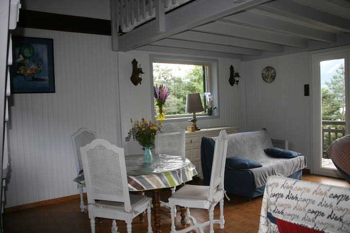 Chalet 4 adul+3 enf  PO  (Matemale - Les Angles)