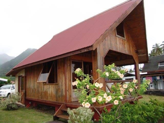 Bungalows Hava'e Teahupoo