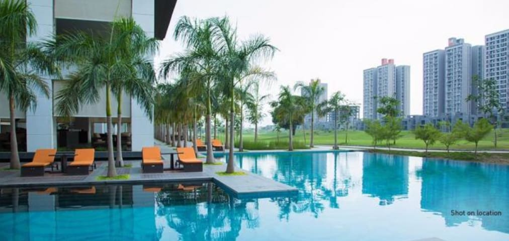 Lodha Belmondo - 3 BHK Apartment - Resort Living