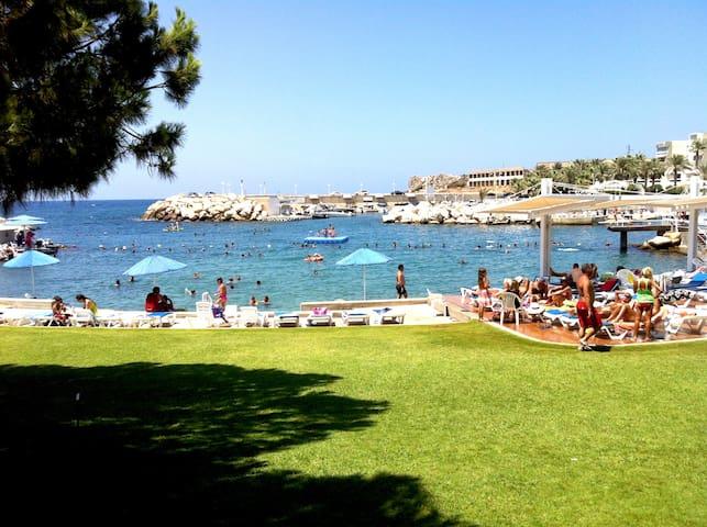 Chalet at Las Salinas beach resort