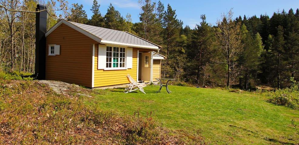 Hytte i Hamresanden / Kristiansand - Hamresanden - Cabaña