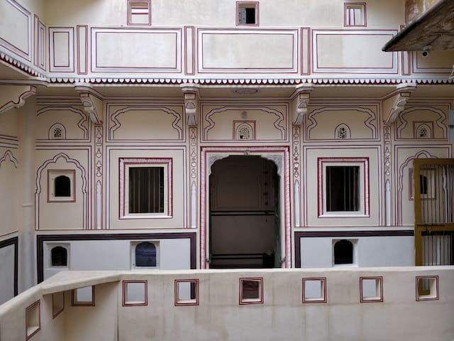 Jaipur Haveli single