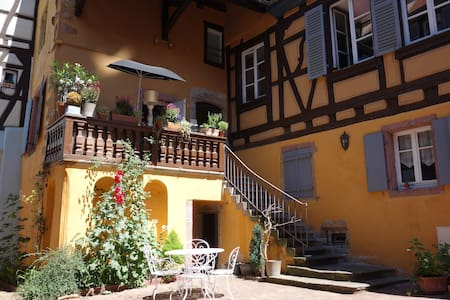 Apartment in the heart of Colmar