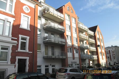 Whg. mit Balkon holstentornah (1/3) - Lübeck