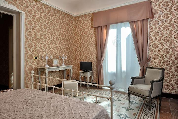 Palazzo Bella Room Glicine - Campobello di Licata - Dům