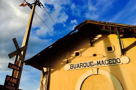 Venha sentir o ar puro do interior de Minas Gerais - Buarque de Macedo - House
