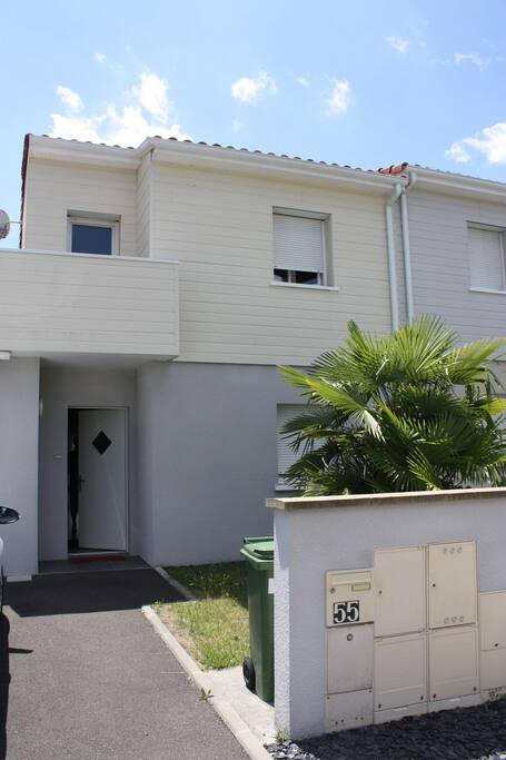 House entrance