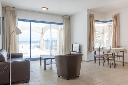 Ashkelon Beach-front Apartment - Appartement