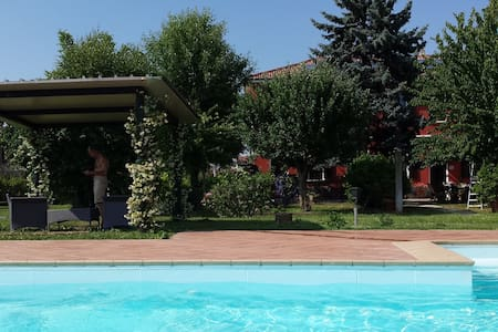 Casa Ginia villa with swimming pool - Lobbi