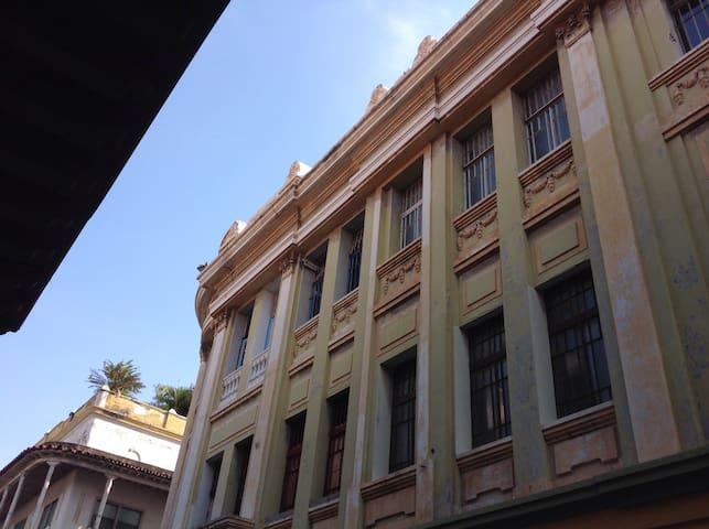 Pequeño Loft en la Ciudad Antigua - Cartagena - Byt