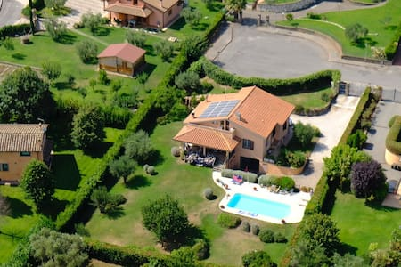 Bracciano Holiday Home