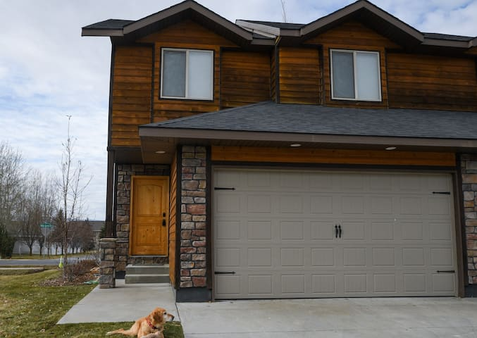 4 Bedrooms - 3.5 Baths Townhome in Driggs ID