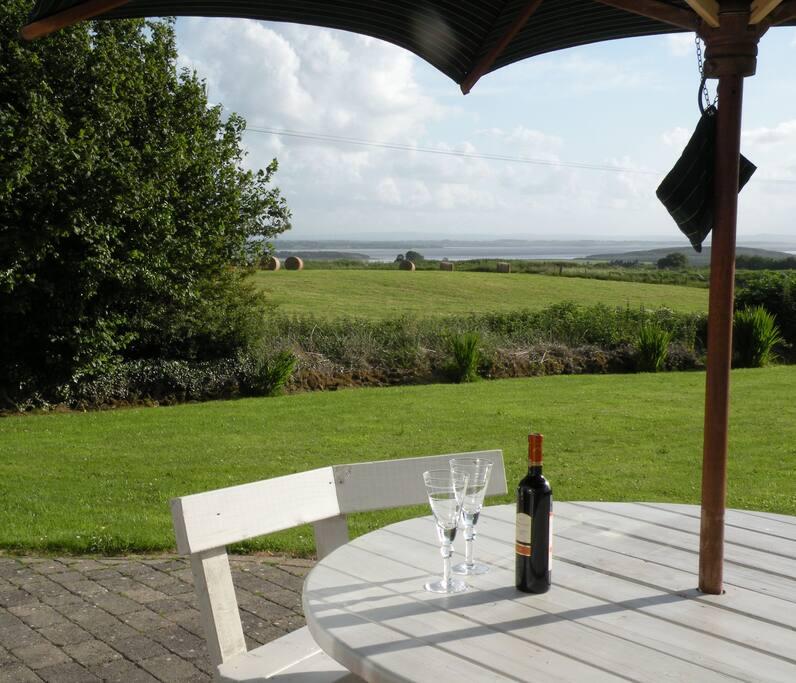 Beautiful views of the Shannon Estuary