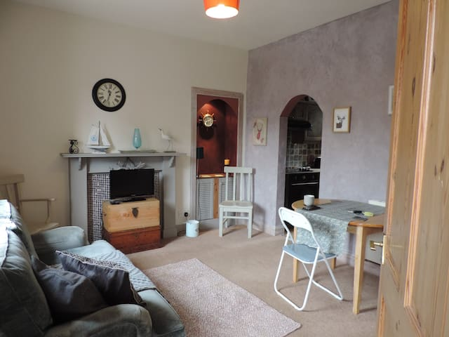 One bedroom seaside cosy cottage in Inverbervie
