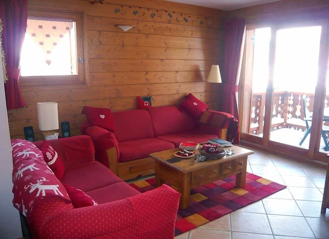 Fabulous MGM Chalet Apartment - Les Carroz d'Araches - Pis