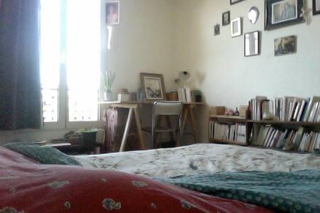 Chambre pour deux dans colocation - Maisons-Alfort