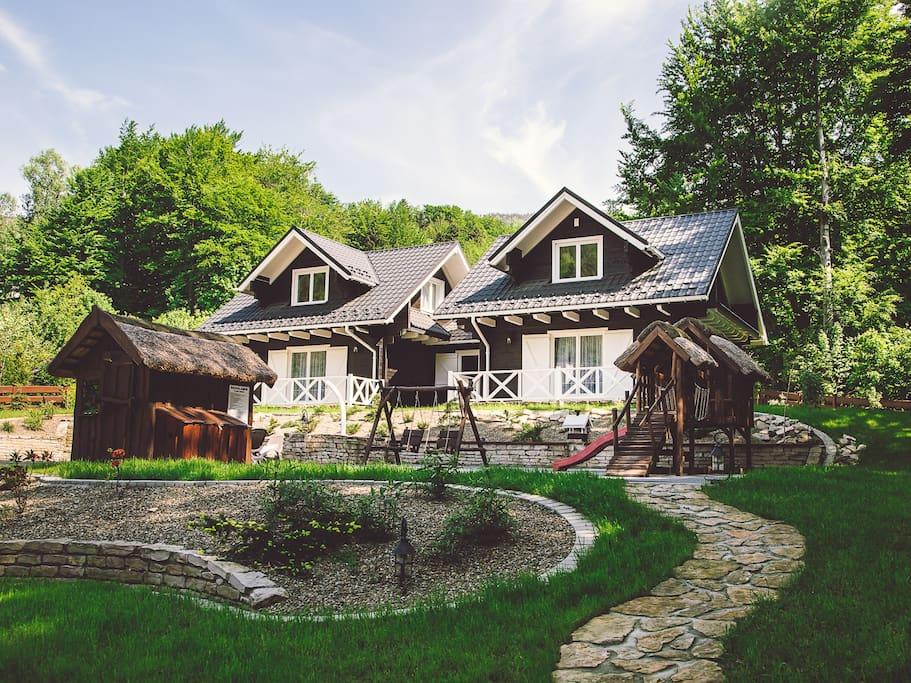 Domki Skandynawskie