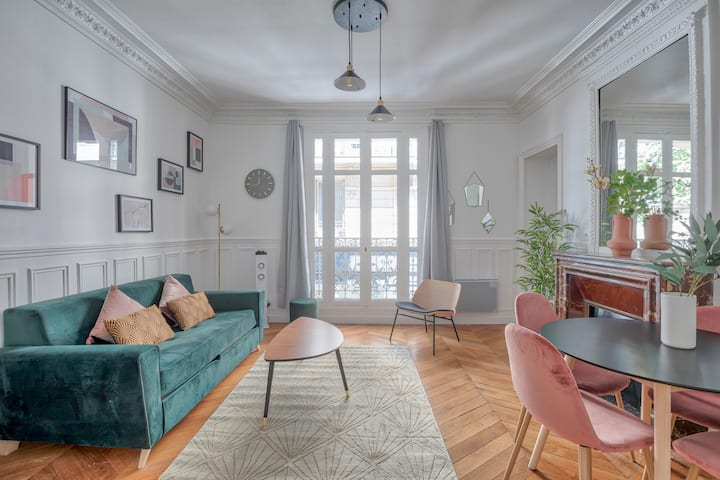 Nice apartment 10 min from Bastille