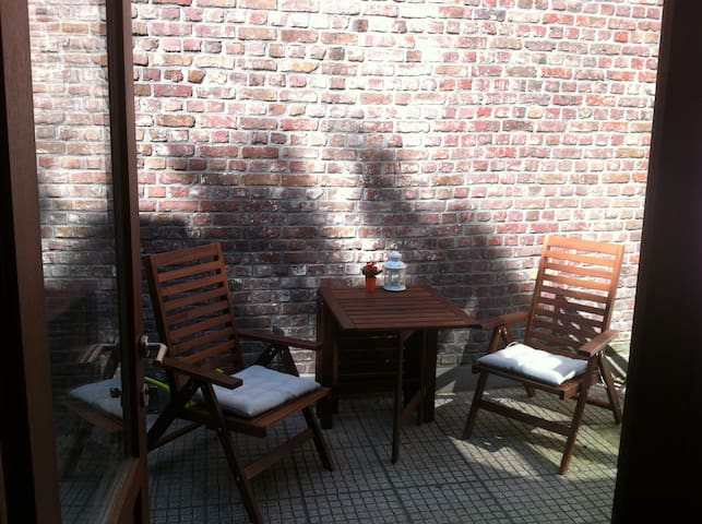 Very central lovely apartment Ghent - Gent - Wohnung