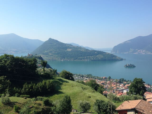 Relax and nature near Iseo Lake - Zone (Brescia) - Apartment