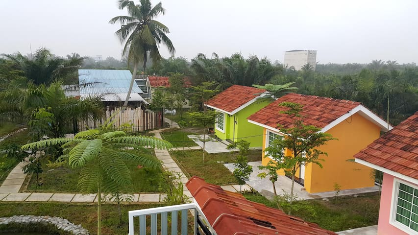 myhome twenty one guesthouse (deluxe room) - Kuala Kurau - Hut